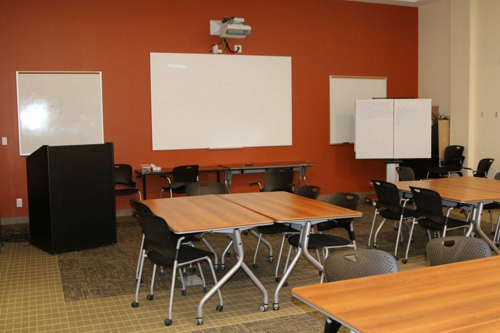 MacPherson Classroom